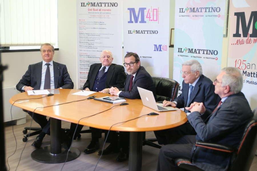 Rapporto La Malfa: presentati a Napoli i dati dell'ottava edizione
