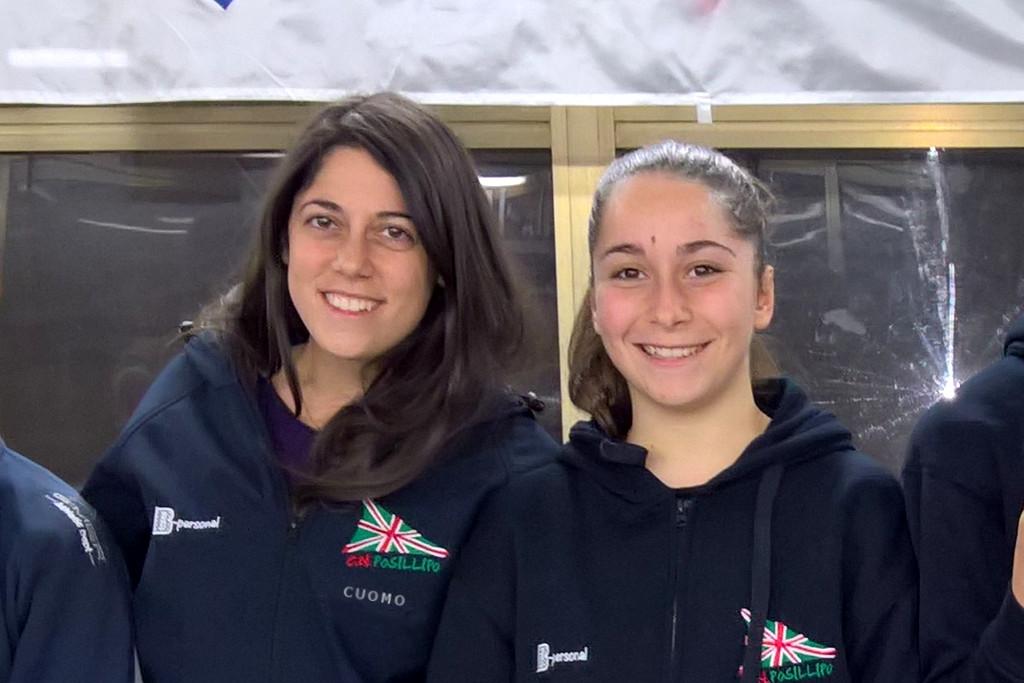 """Scherma, bronzo per la Cuomo e finale per la Leonelli al """"Trofeo del Sabato"""""""