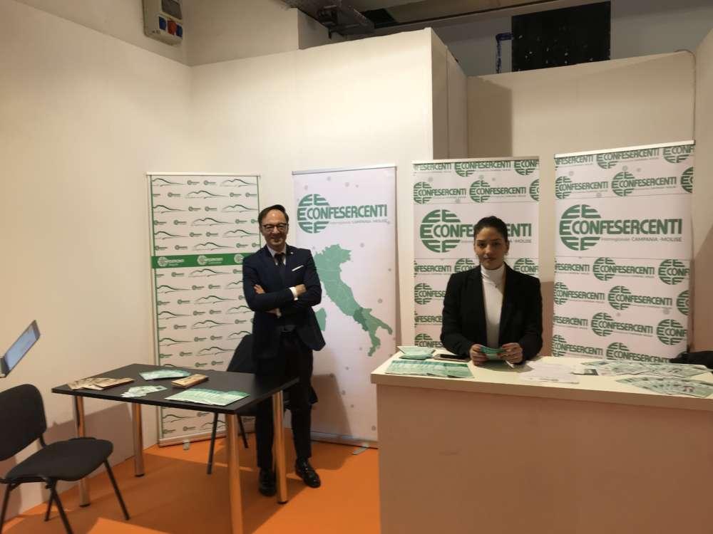 Confesercenti Campania e Molise alla Borsa Mediterranea del Turismo