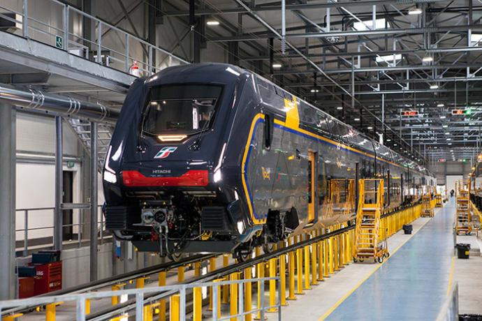Stabilimento Hitachi di Napoli, finanziato l'accordo di sviluppo della Regione