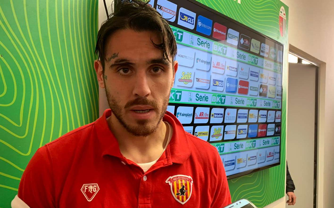 """Viola: """"Ko bugiardo, se questo è il Benevento ci divertiremo"""""""