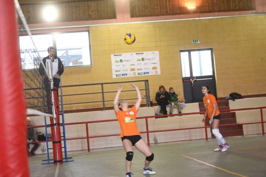 A Montefalcione un 25 aprile a tutto volley con Fipav e Academy