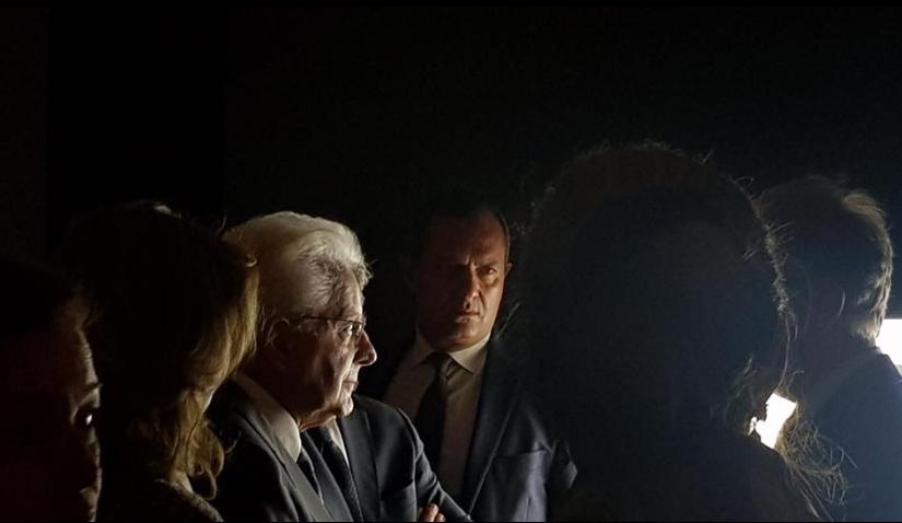 Mattarella a Napoli, de Magistris: «La rivoluzione culturale non si fermerà»