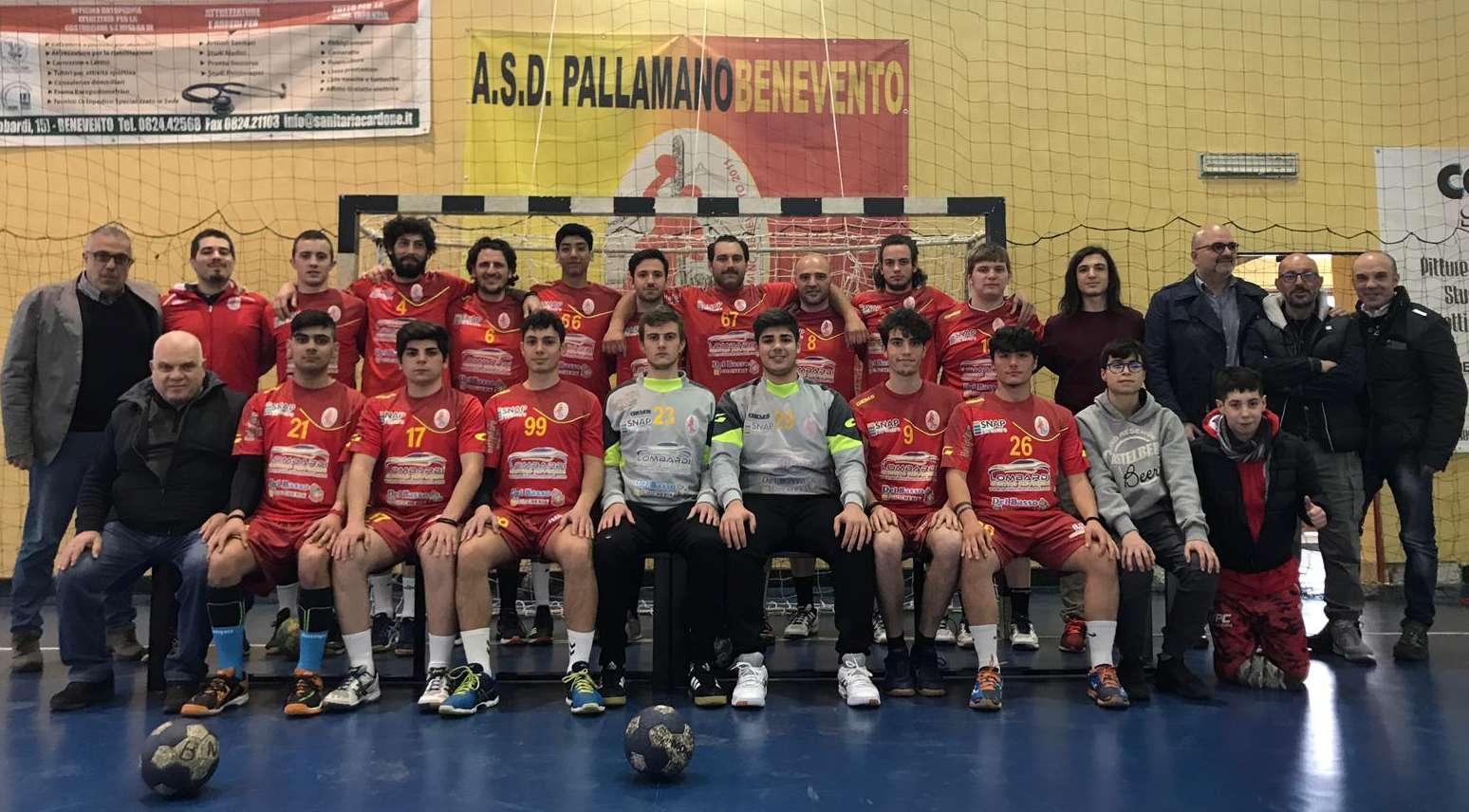 La Pallamano Benevento vola alle final eight per la A1: ecco le avversarie