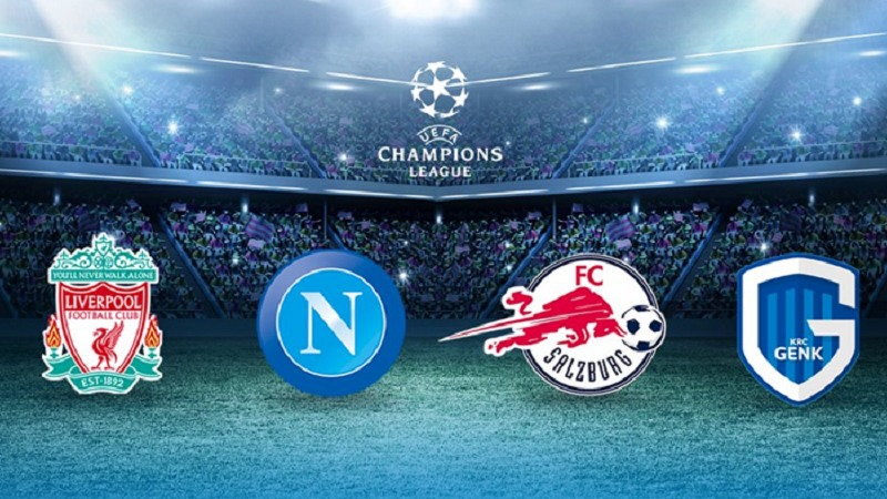 Napoli Calendario.Champions Esordio Al San Paolo Contro Il Liverpool Il