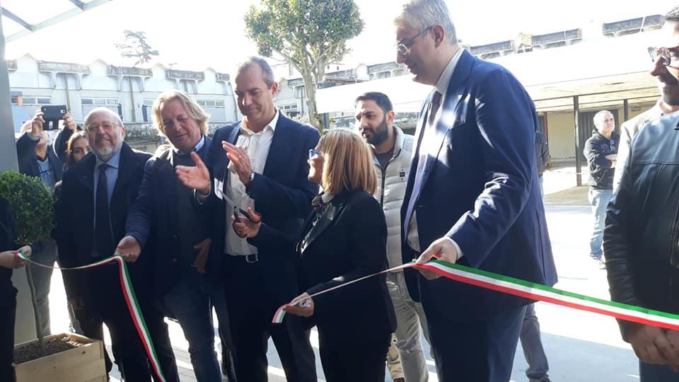 San Giorgio a Cremano, inaugurato il Campus dell'Iti Medi