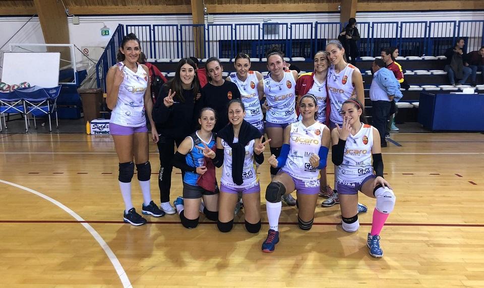 L'Accademia Volley passa anche contro la P2P Baronissi - anteprima24.it