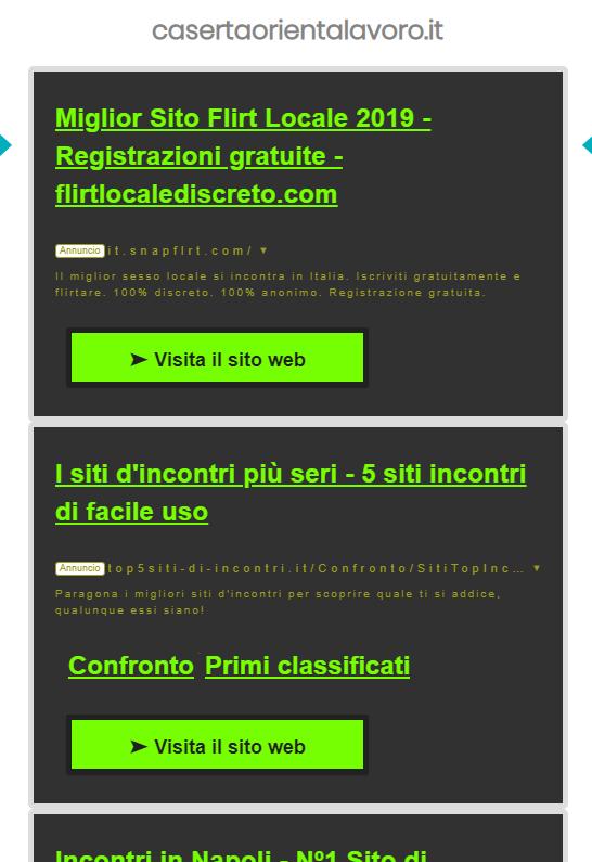 Orologio cieco Dating 2006 online gratis
