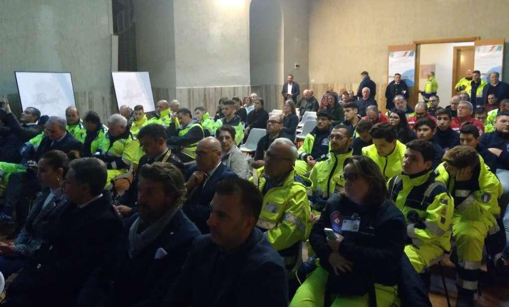 Santa Maria a Vico, ieri la presentazione del piano comunale di Protezione Civile - anteprima24.it