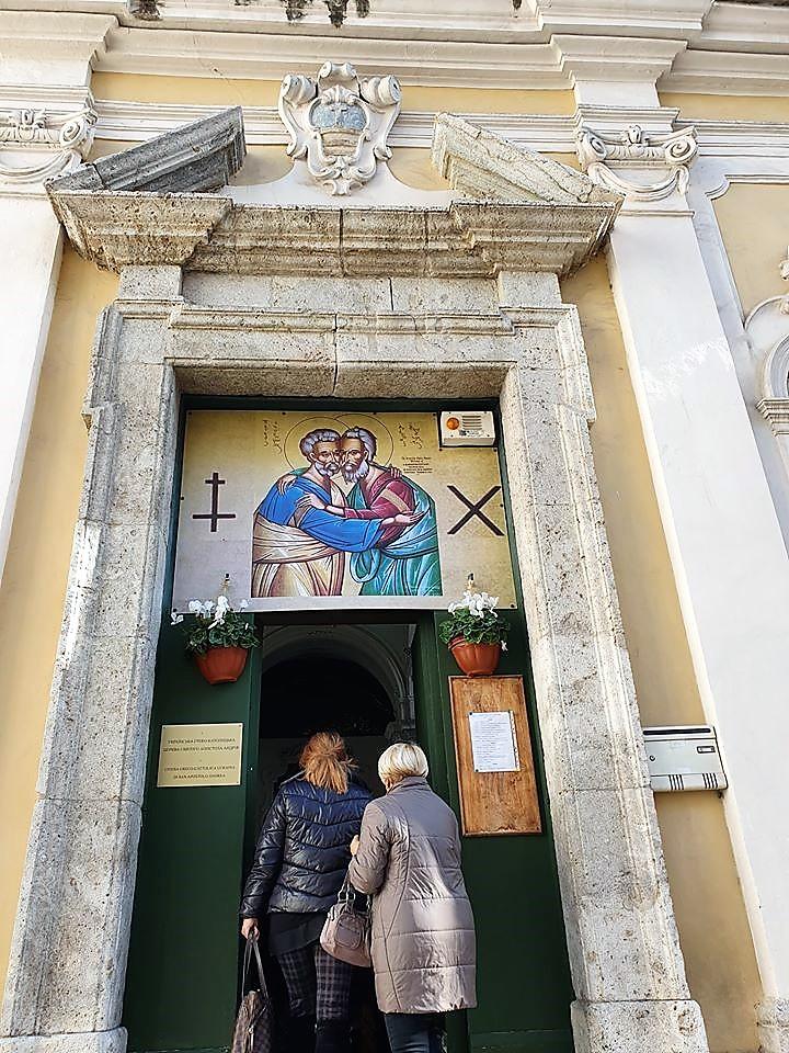 Comunità Ucraina, Bellandi celebra messa per 20 anni costitu