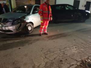 San Salvatore, incidente tra due vetture: bimbo di sei anni