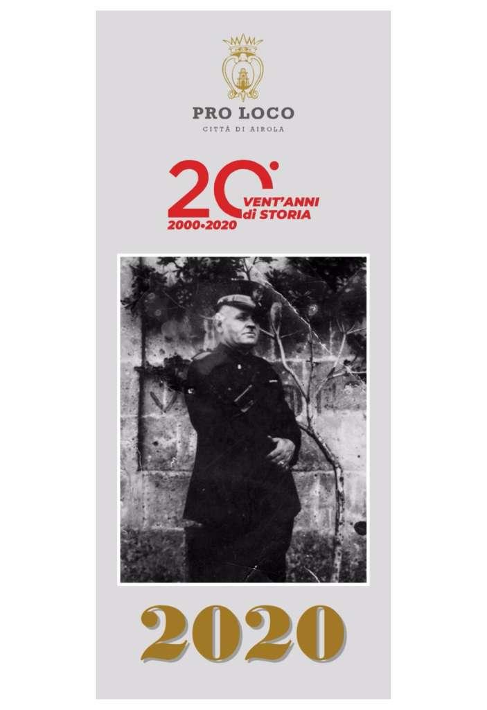 Airola, la Pro Loco sabato presenterà il Calendario Tematico