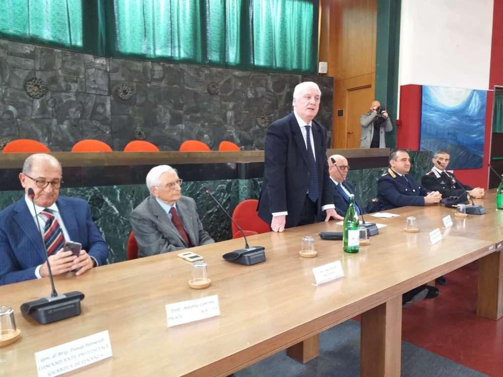 Baronissi, si è insediato il Comitato per la Legalità