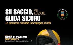 """Il roadshow """"Sii saggio, guida sicuro"""" fa tappa a Salerno"""