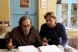 Flavio Bucci e l'ultima pellicola interpretata in Irpinia