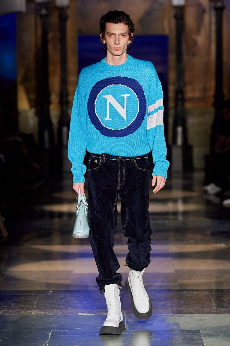 Napoli tra moda e calcio, siglato accordo con nuovo brand