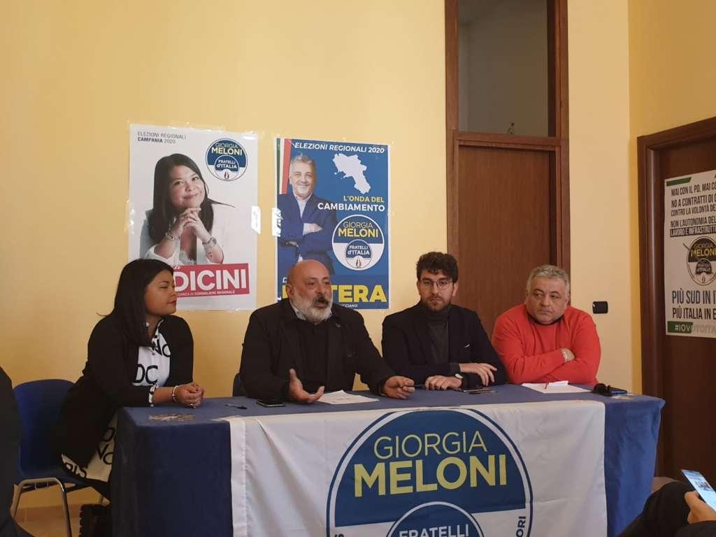 """Fratelli d'Italia, torna lo scontro con Mastella: """"Sembrava"""