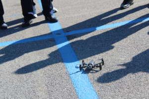 Benevento |  rinforzo per la Polizia Municipale |  ecco il primo drone