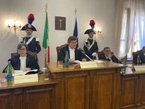 TAR Salerno, al via l'anno giudiziario: gli auspici del pres