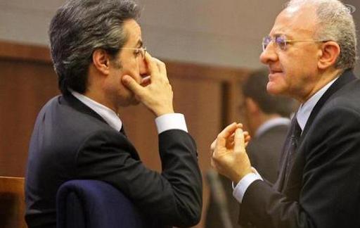"""Caldoro detta la linea al centrodestra: """"De Luca debole, ci vuole un  commissario"""""""