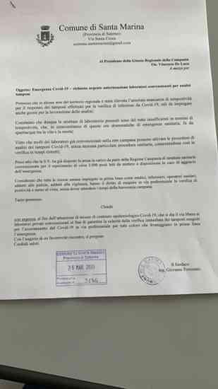 Santa Marina ospita la protesta nazionale di Fratelli d'Ital