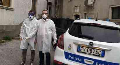 """Il Covid e il """"modello Cusano"""", sindaco e vice effettuano i test rapidi sui pazienti a rischio: """"Otto ..."""