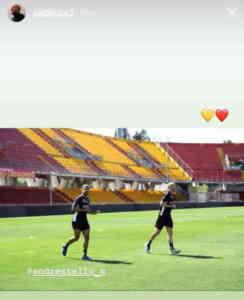 Riecco la Strega, i giallorossi tornano a sudare sul campo (