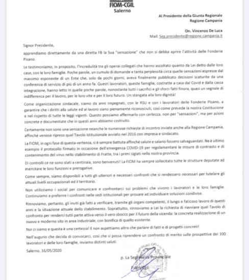 Studio SPES sulla popolazione di Fratte: il Comitato denuncia omissioni e conflitti d'interesse