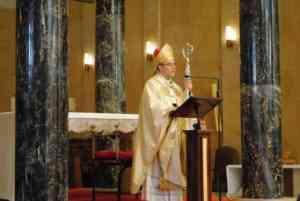 L'omelia dell'arcivescovo di Benevento Accrocca per la messa