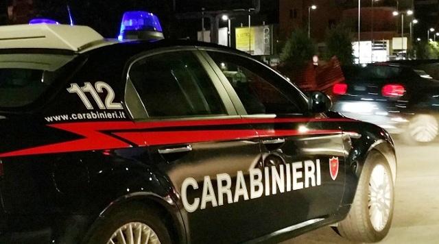 preventivo di beni Sant'Antimo (NA) Carabinieri del ROS