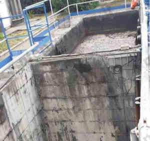 Miasmi a Palomonte |  a giugno consegna dei lavori impianto di depurazione FOTO