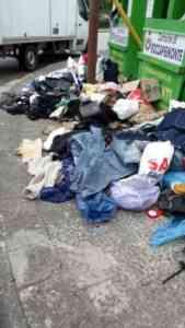 Roccapiemonte, abbandono indiscriminato di rifiuti: scattano