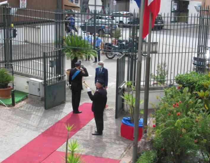 Carabinieri, ricorre oggi il 206° anniversario dalla fondazi