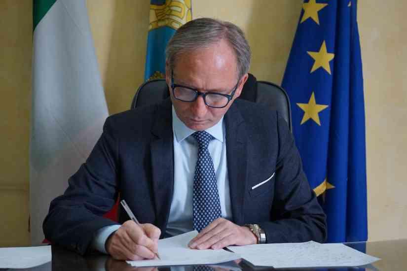 Covid, Santa Maria a Vico: il sindaco Pirozzi pronto a nuove restrizioni
