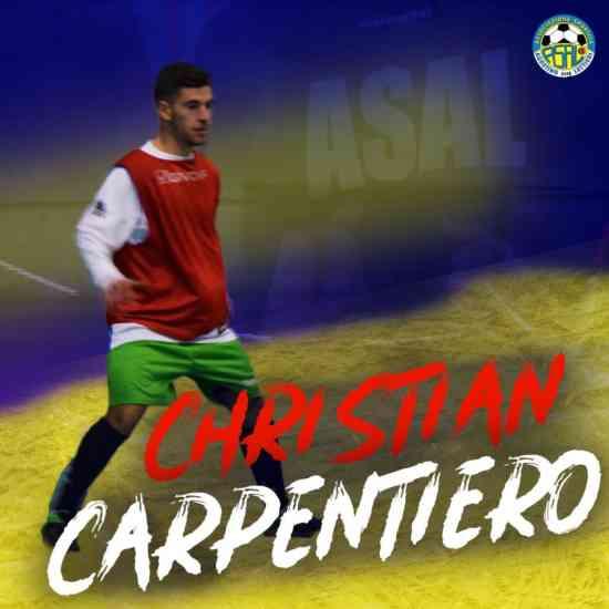 Agostino Lettieri Five Soccer Solofra, c'è la conferma di Roberto Negri