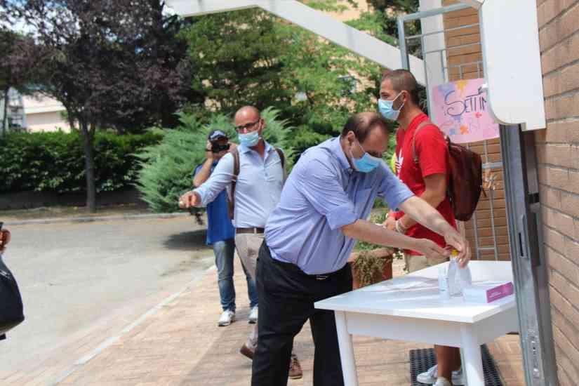 """Benevento, nodo ripresa per le scuole: """"Servono spazi e fond"""