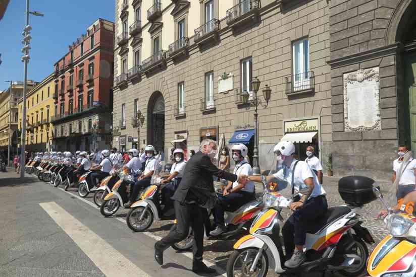 Comune di Napoli |  ok al rendiconto 2019  Consigliera di maggioranza tra i contrari