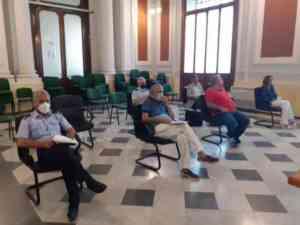Comitato ordine pubblico: in discussione percorribilità stra