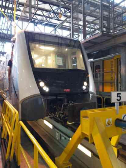 Anm, partiti i test con tecnici spagnoli per i nuovi treni L