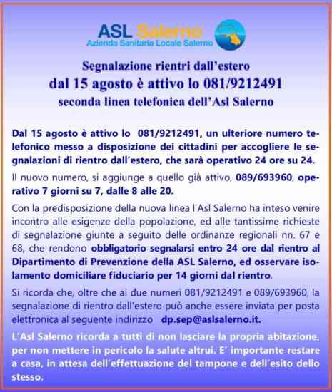 Asl Salerno, dal 1° ottobre la campagna di vaccinazione antinfluenzale: tutte le info