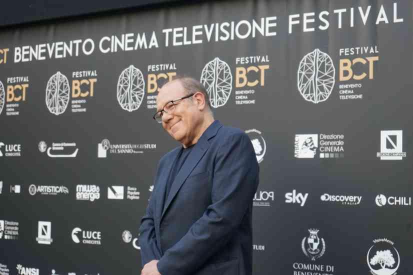 Con Carlo Verdone il Bct è 'Un sacco bello': una serata magica – VIDEO