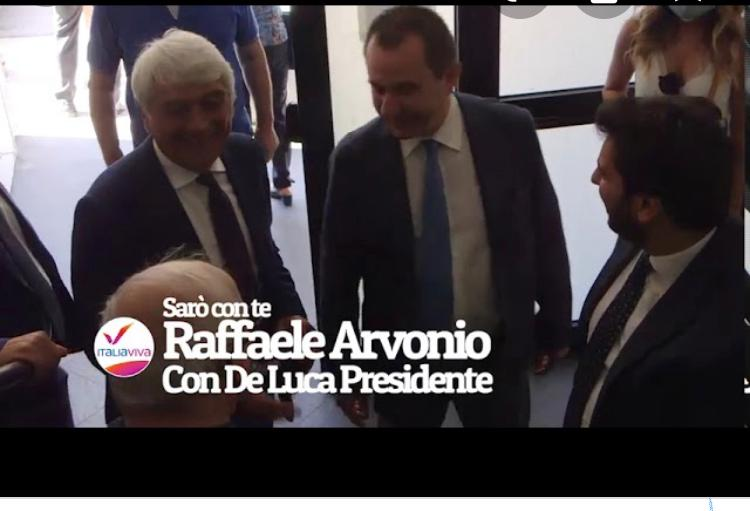 Regionali, Arvonio ci ripensa ancora: addio Italia Viva. Sarà in lista con i Verdi