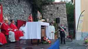 San Lorenzo, il vescovo Bellandi ai festeggiamenti a Giffoni Valle Piana