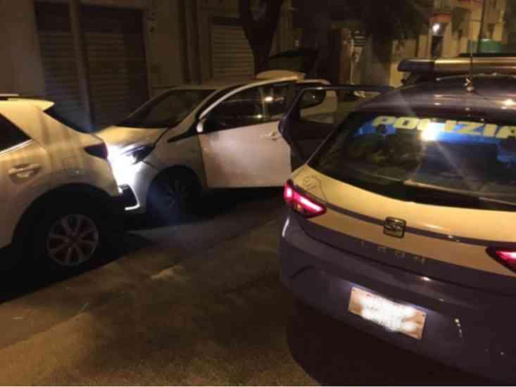 Salerno, inseguimento per la vie del centro: arrestati due pusher dalla Polizia