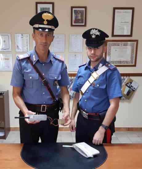 Sorpresi a Ceppaloni con arnesi da scasso: denunciati due napoletani