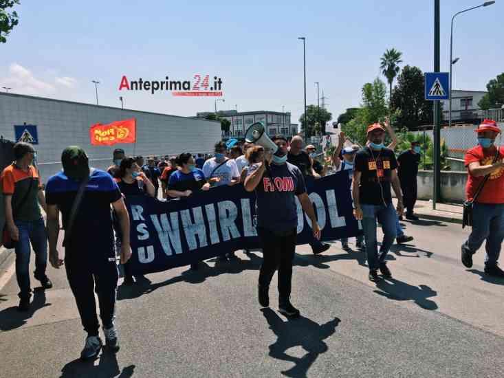 Whirlpool, 'Quattro Giornate' 77 anni dopo: stavolta Ponticelli combatte per il lavoro