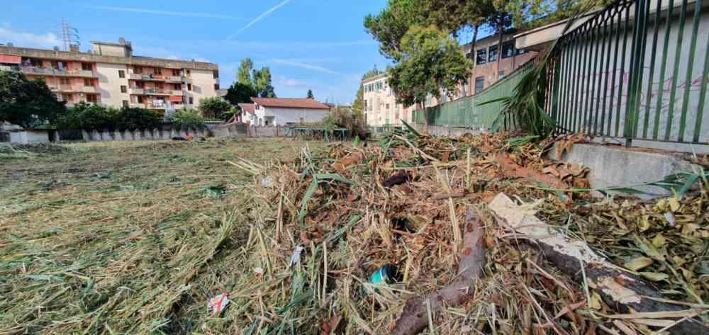 Salerno, avviata la messa in sicurezza e la bonifica delle aree comunali