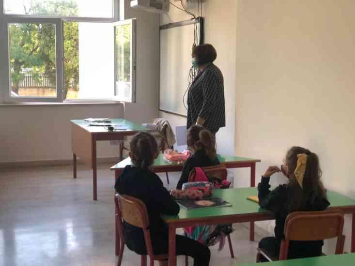Battipaglia, l'augurio della sindaca Francese per l'avvio dell'anno scolastico
