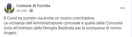 """Covid 19, c'è un'altra vittima nel Sannio: deceduto anziano al """"San Pio"""""""