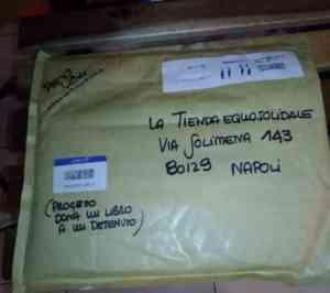 """Napoli, scatta l'iniziativa Dona un libro a un detenuto: """"A favore degli ultimi"""""""